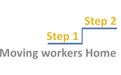 Work from Home – Step 2